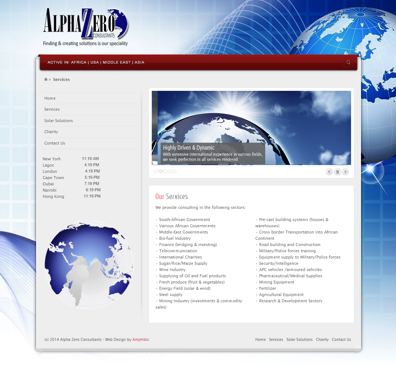 AlphaZero – Website