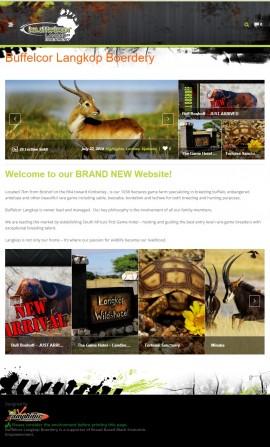 PF-Buffelcorlb-Home Page