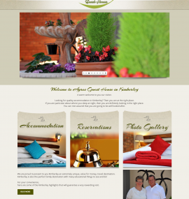 Agros Website by Amphibic Design