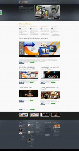 Aeon Website